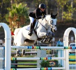Xel Ha and Michelle Parker in top form en route to the win.